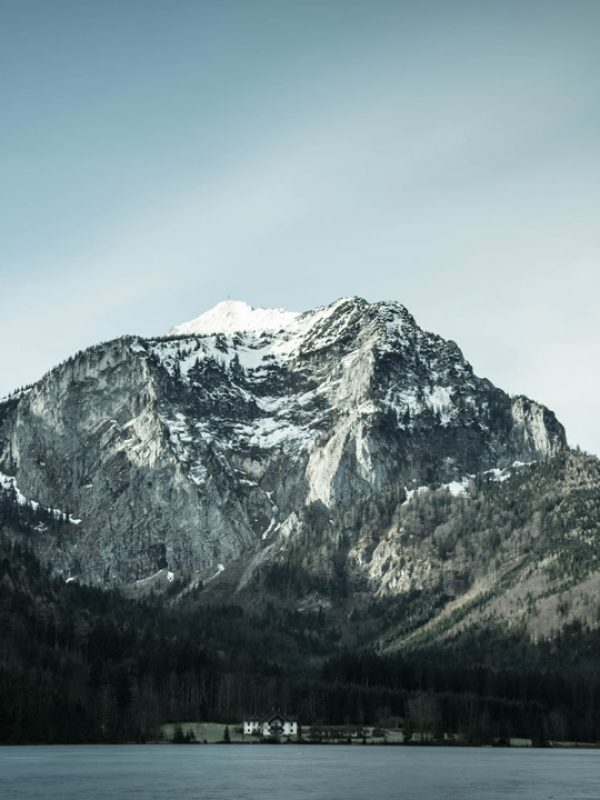 Snowy Mountain